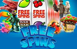Raging Bull casino free spins